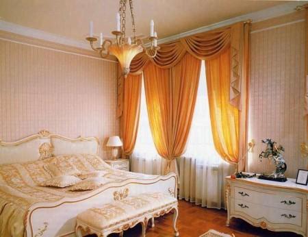 صور ستائر غرف نوم بتصميمات راقية