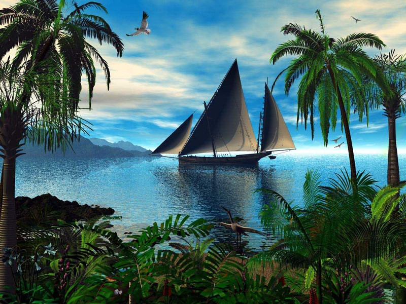 10 New Amazing 3d Animated Wallpapers Hd Full Hd 1080p For: صور طبيعة (7)