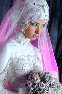 لفات طرح زفاف (1)