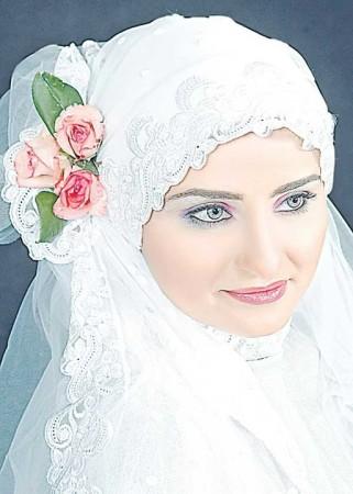 لفات طرح زفاف (3)