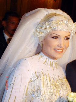 لفات طرح زفاف (6)