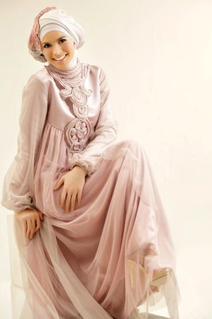 اجدد ملابس محجبات موضة صيف 2015 (1)