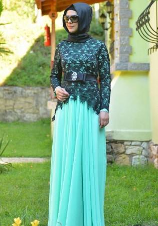 اجدد ملابس محجبات موضة صيف 2015 (3)
