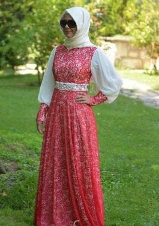 اجمل ملابس محجبات موضة صيف 2015 (3)