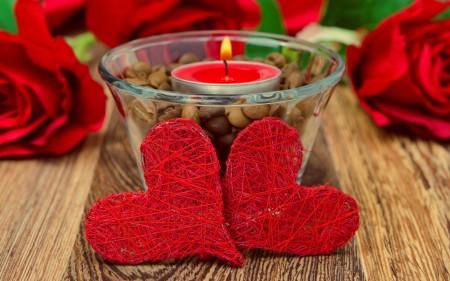 احلي صور رومانسية وقلوب حمراء (2)
