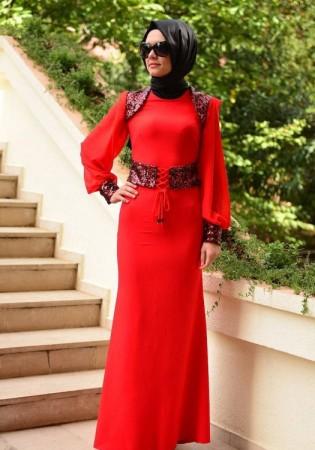 اروع ملابس محجبات موضة صيف 2015 (2)