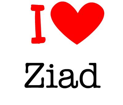 انا بحب زياد ilove ziad (2)