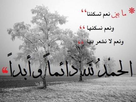 خلفيات اسلامية الحمدلله (2)