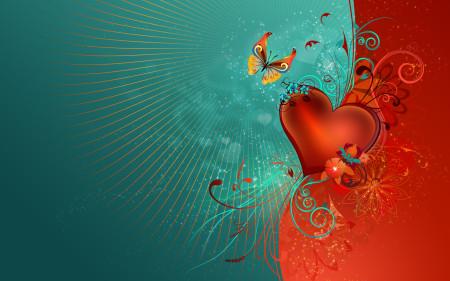 خلفيات قلوب (2)