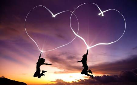 خلفيات قلوب (3)