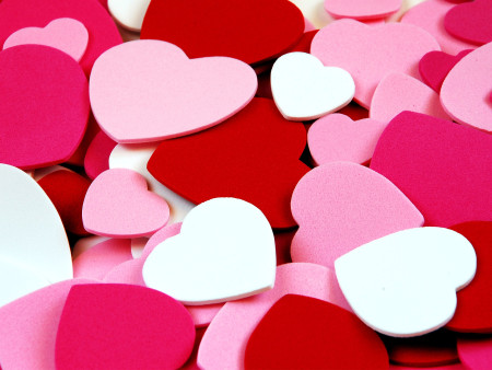 خلفيات وصور قلوب جديدة (4)