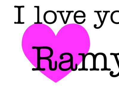 صور اسم رامي (2)