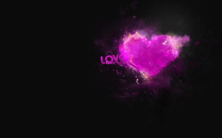 صور خلفيات قلوب (3)