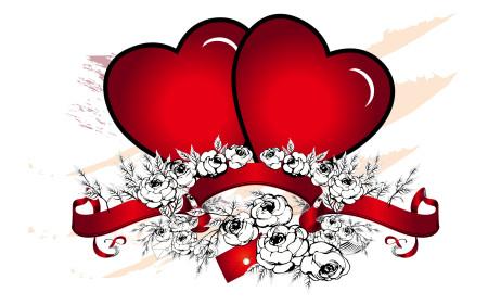 صور رومانسية بالقلوب (3)