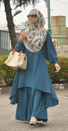 ملابس محجبات صيف موضة 2015 (14)
