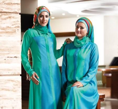 ملابس محجبات موضة صيف 2015 جديدة (3)