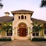 منازل من الخارج بواجهات فخمة (2)