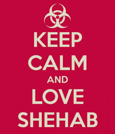 keep calm and love shehab (2)