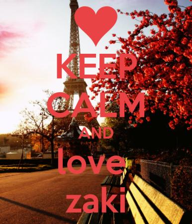 keep calm and love zaki (2)