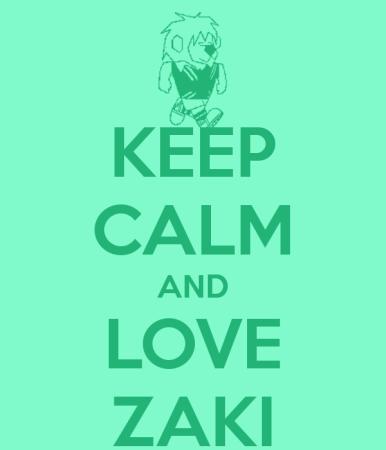 keep calm and love zaki (3)