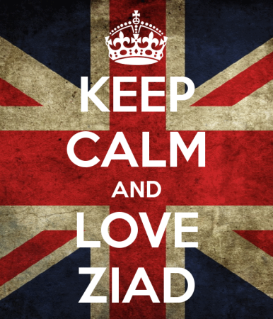 keep calm and love ziad (2)