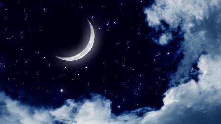 أجمل صور القمر (2)
