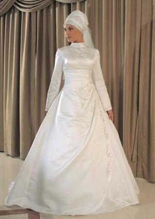 احدث فساتين عروس (1)