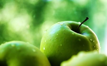 صور تفاح أخضر (1)