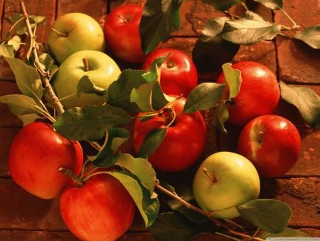 صور تفاح احمر امريكاني (5)