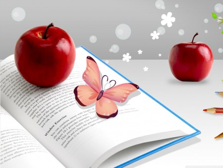 صور خلفيات تفاح (1)