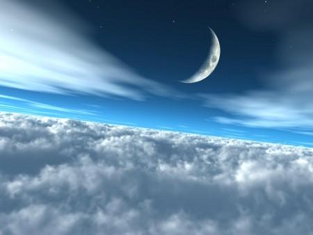 صور عن القمر (1)