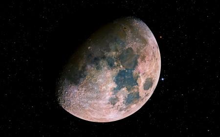 صور عن القمر (3)