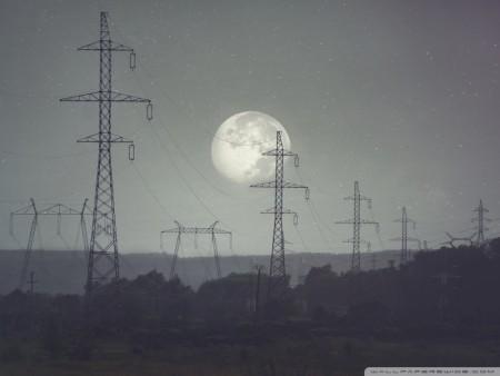 صور غروب القمر (4)