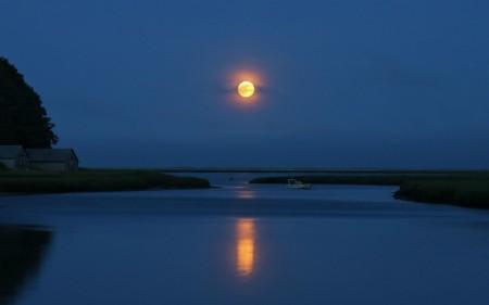 صور لضوء القمر (1)