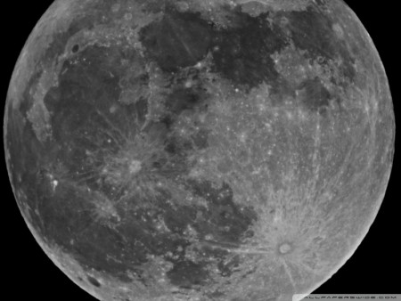 كوكب القمر (1)
