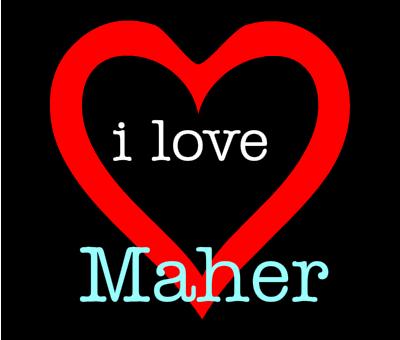 i love maher (1)