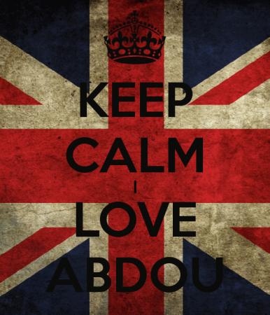 keep calm and love abdou (1)