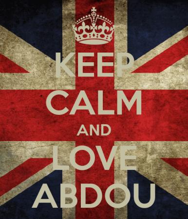 keep calm and love abdou (3)