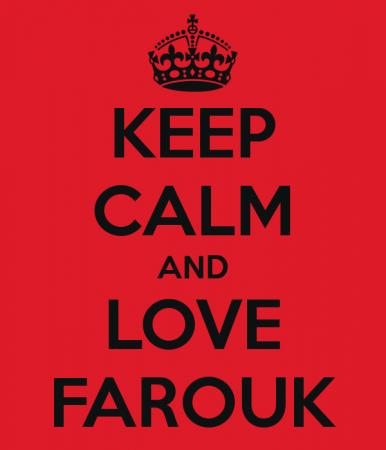 keep calm and love farouk (5)