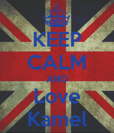 keep calm and love kamel (4)
