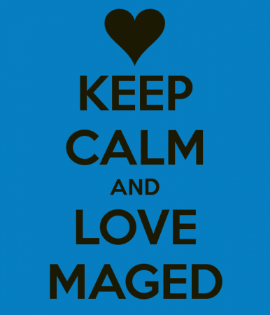 keep calm and love maged (1)