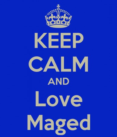 keep calm and love maged (3)