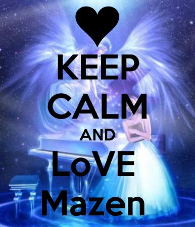 keep calm and love mazen (3)