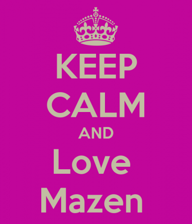 keep calm and love mazen (4)