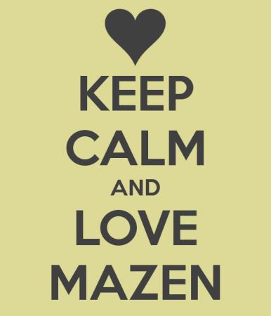 keep calm and love mazen (5)