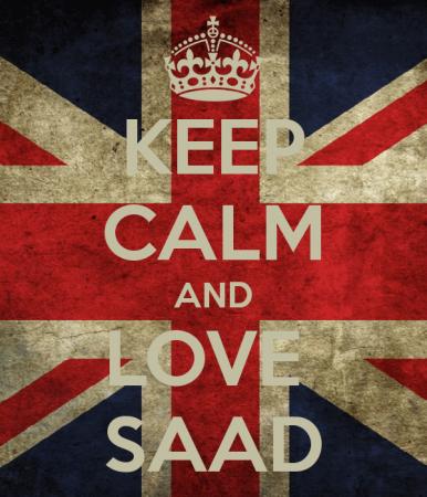 keep calm and love saad (1)