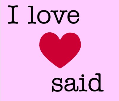 love said (3)