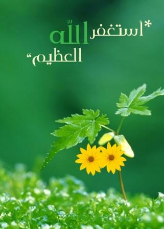 تحميل خلفيات مكتوبة استغفر الله (3)