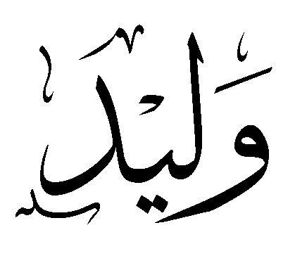 رمزيات اسم وليد (3)