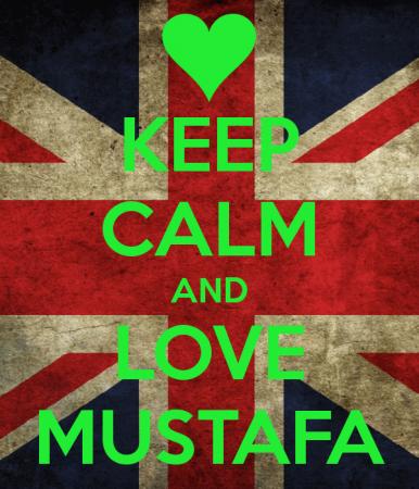 keep calm and love mostafa (3)
